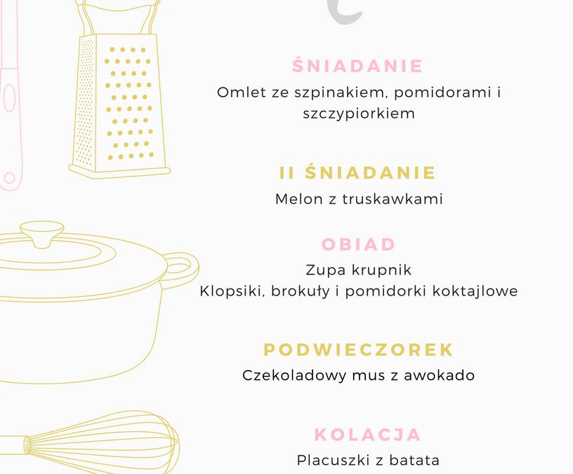 Planowanie menu – jak zacząć?