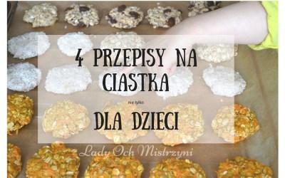 Domowe ciasteczka dla dzieci BLW