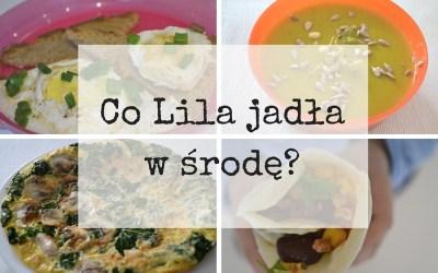 Co Lila jadła w środę? 5