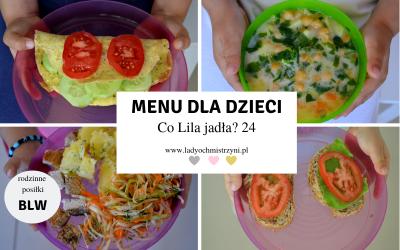 Przepisy dla dzieci BLW – co Lila jadła? 24