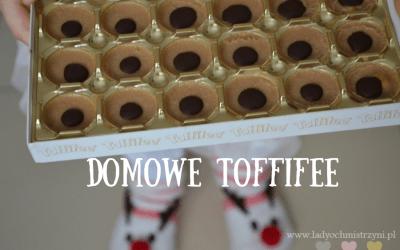Domowe toffifee – zdrowe słodycze dla dzieci