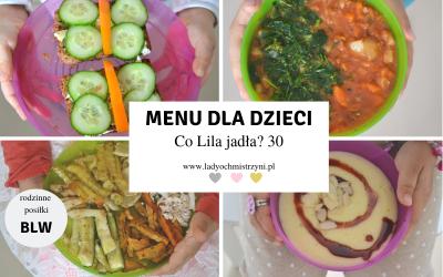 Przepisy dla dzieci – co Lila jadła? 30