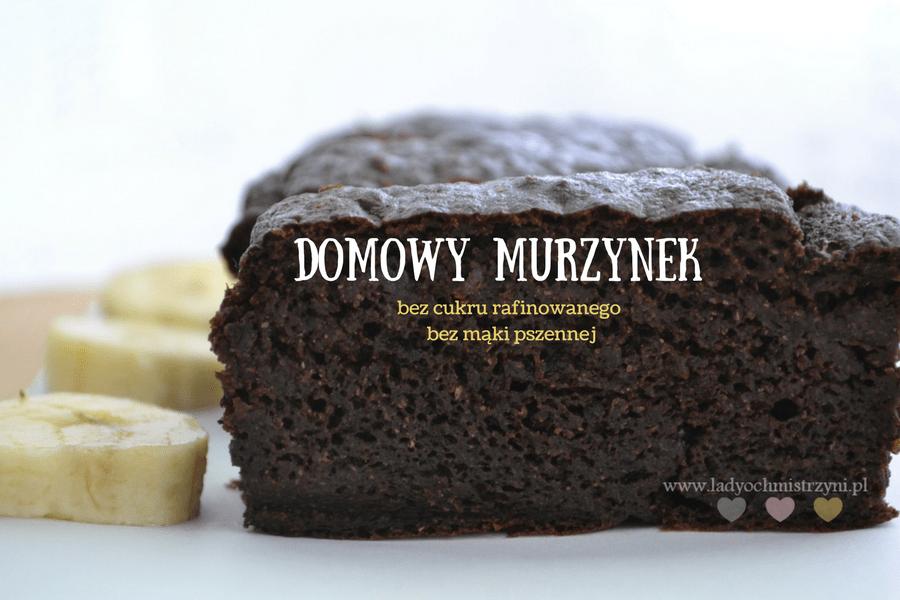 Domowy murzynek – ciasto petarda!