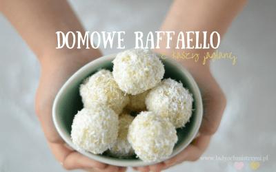 Domowe Raffaello – idealne dla dzieci BLW
