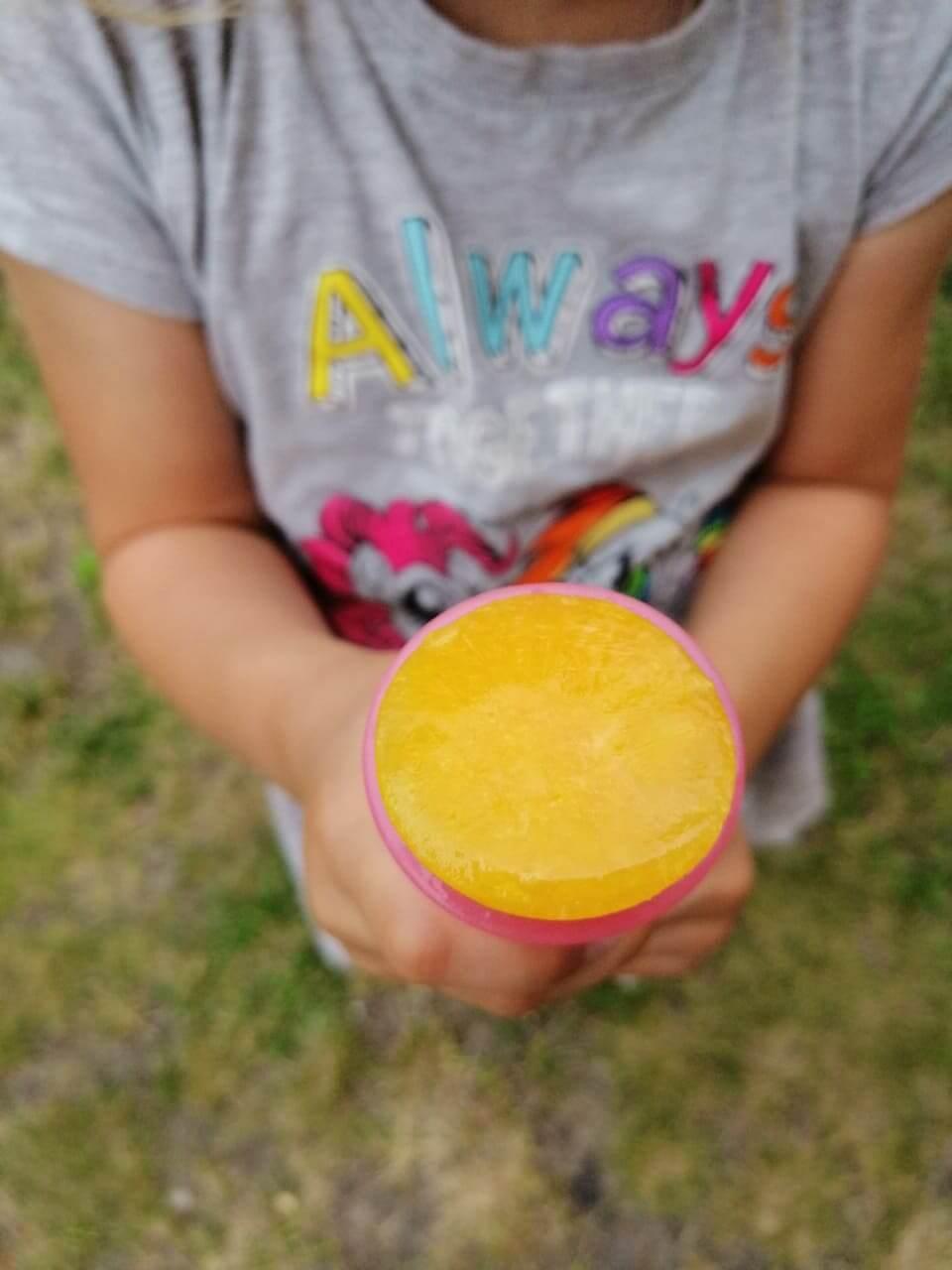 domowe lody dla dzieci