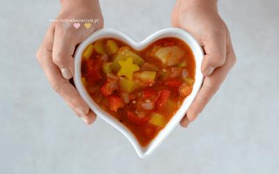 Leczo dla dzieci BLW – sprytne gotowanie