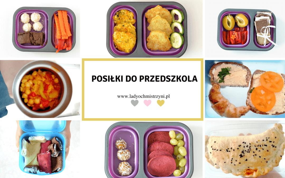 posiłki do przedszkola
