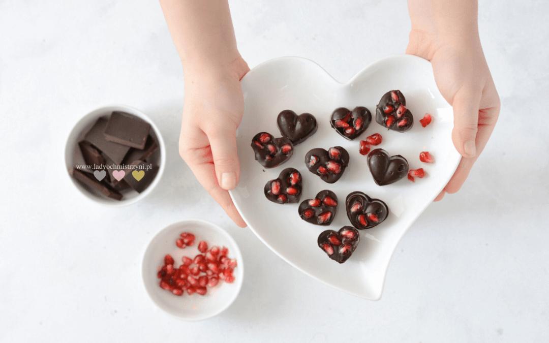domowe czekoladki dla dzieci