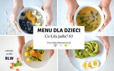 Przepisy BLW dla dzieci – co Lila jadła? 63