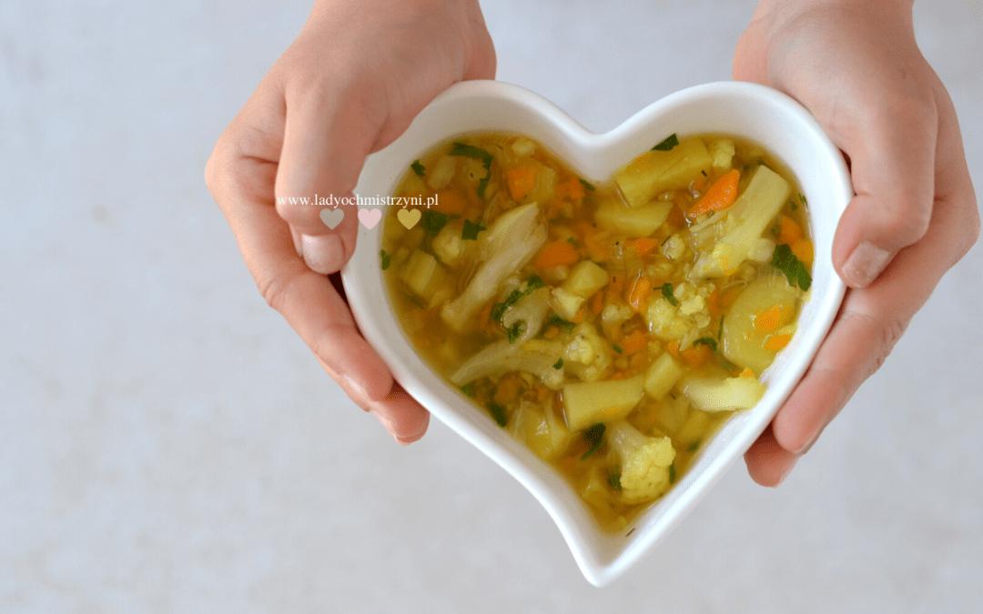 zupa BLW