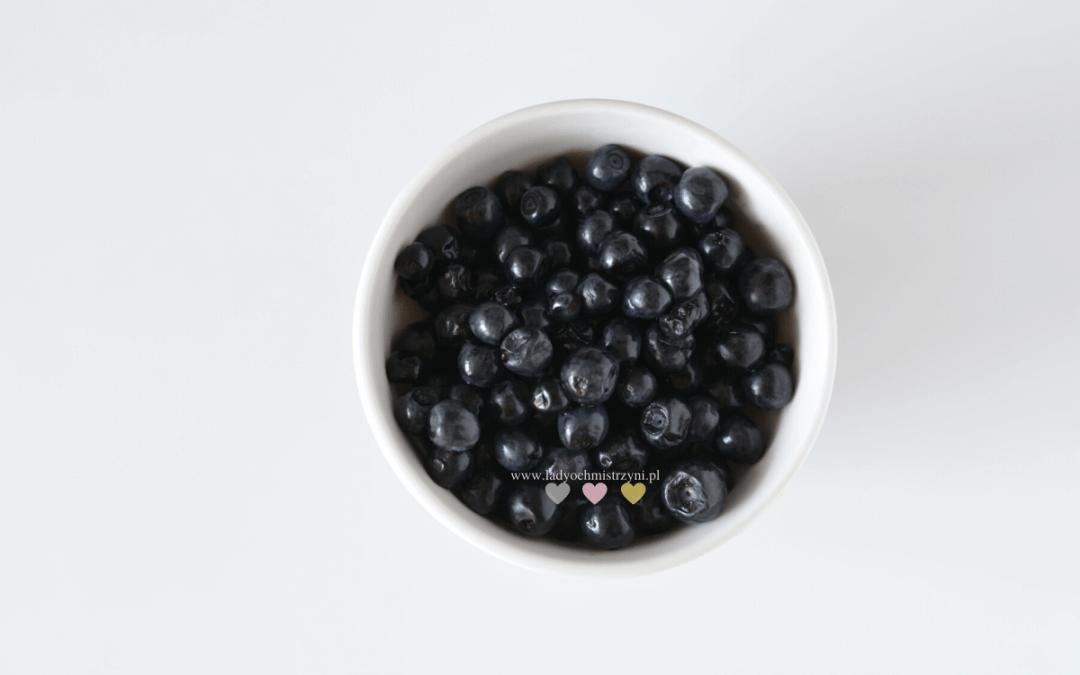 jagodowe kluski leniwe