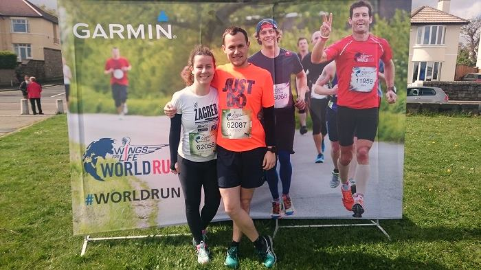 Running Travel: Wings For Life World Run, Dublin 2015