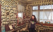 Then there's the Paua House which has so many shells it's ridiculous