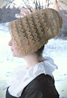 Our Bonnets in comparison to the Litchfield bonnet