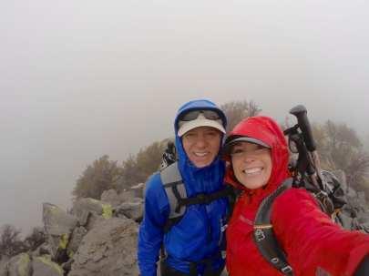 Crag Peak Summit