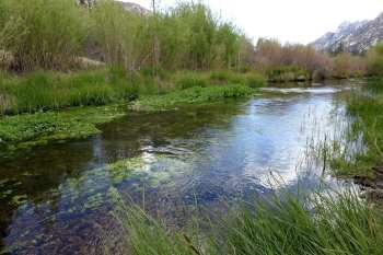 North Fork of the Kern River crossing