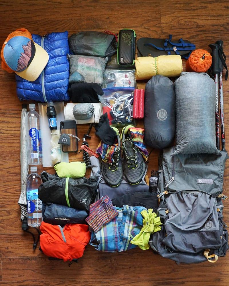 Arizona Trail Gear