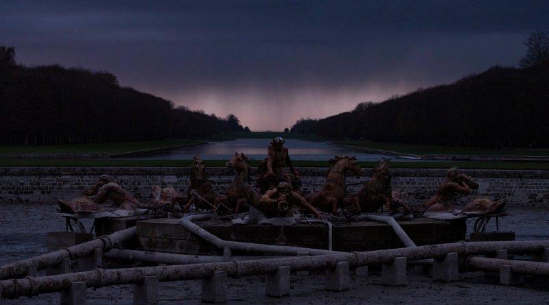 Nettoyage du Bassin d'Apollon