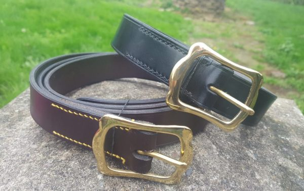 Brass Crown Belt
