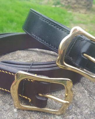 Brass Crown Belt