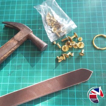 Australian Nut Loop Keyring Woocommerce Image4