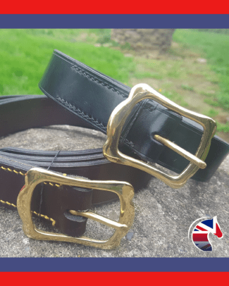 Brass Crown Belt Woocommerce Image