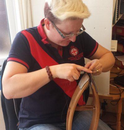 Clair Stitching