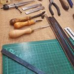 Preparing to Stitch