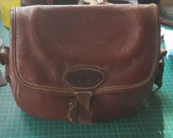 Cartridge bag in for repair