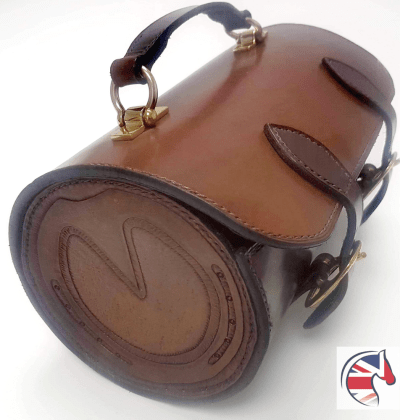 Horseshoe Barrel Bag