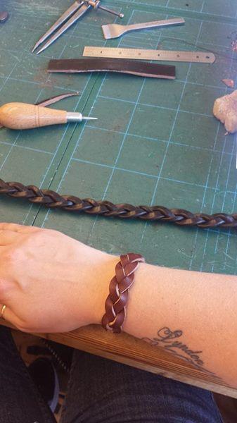 Magic Plait Bracelet