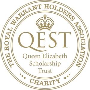 The Queen Elizabeth Scholarship Trust logo