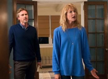 Les parents de Hazel (Sam Trammell et Laura Dern)