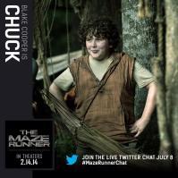 Blake Cooper (Chuck)