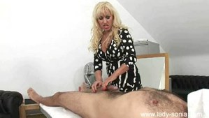 Mia Makepeace Rides A Site Member