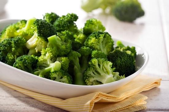 Как приготовить капусту брокколи замороженную