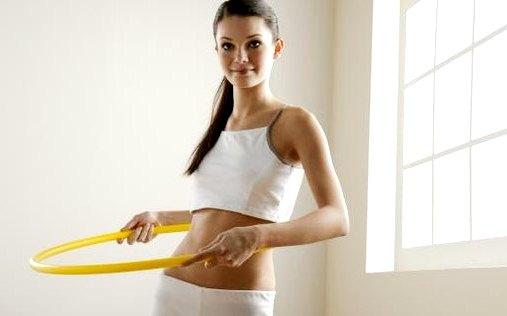 Поможет ли обруч похудеть в талии. Как крутить железный обруч для похудения