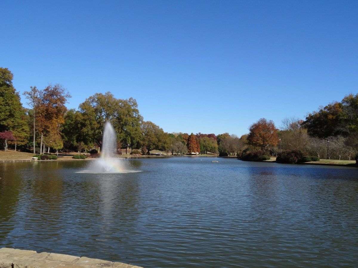 My Top 10 Parks of Charlotte