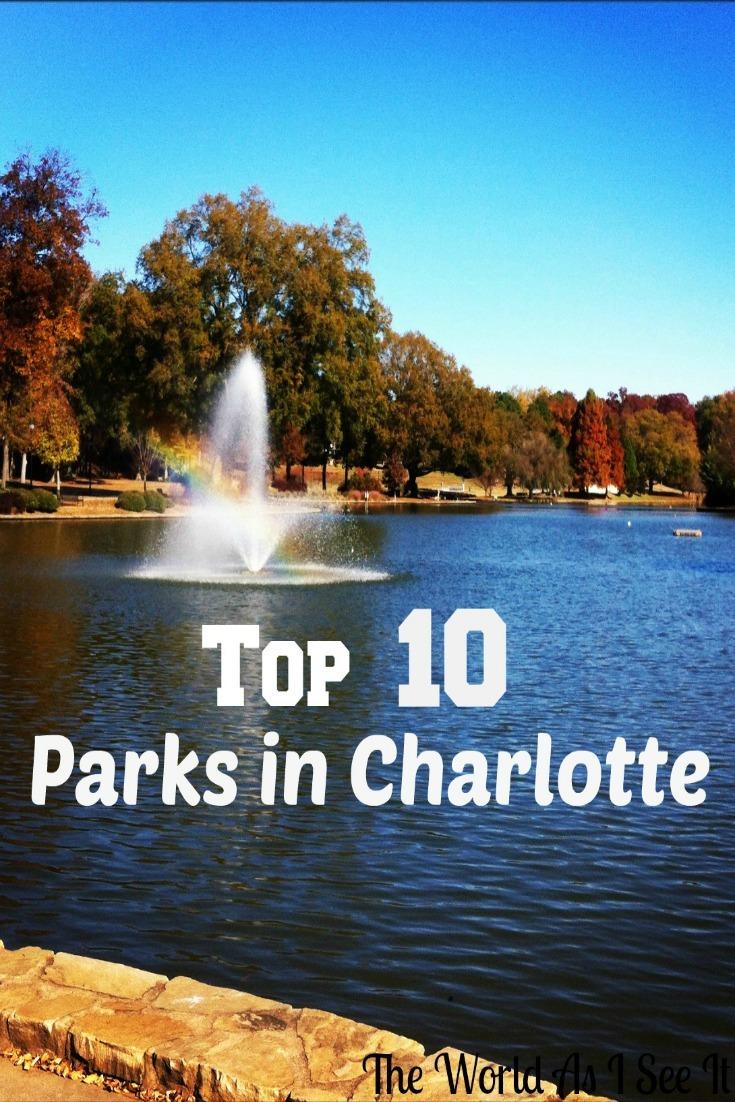 Charlotte parks
