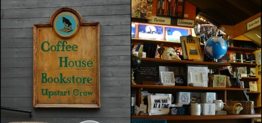 Upstart Crow Bookstore