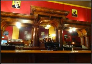 Doc Maynard's saloon