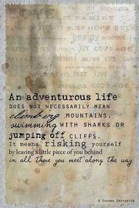 adventureous quote