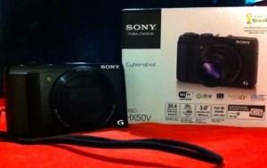 Sony Cyber-Shot DSC:HX50V