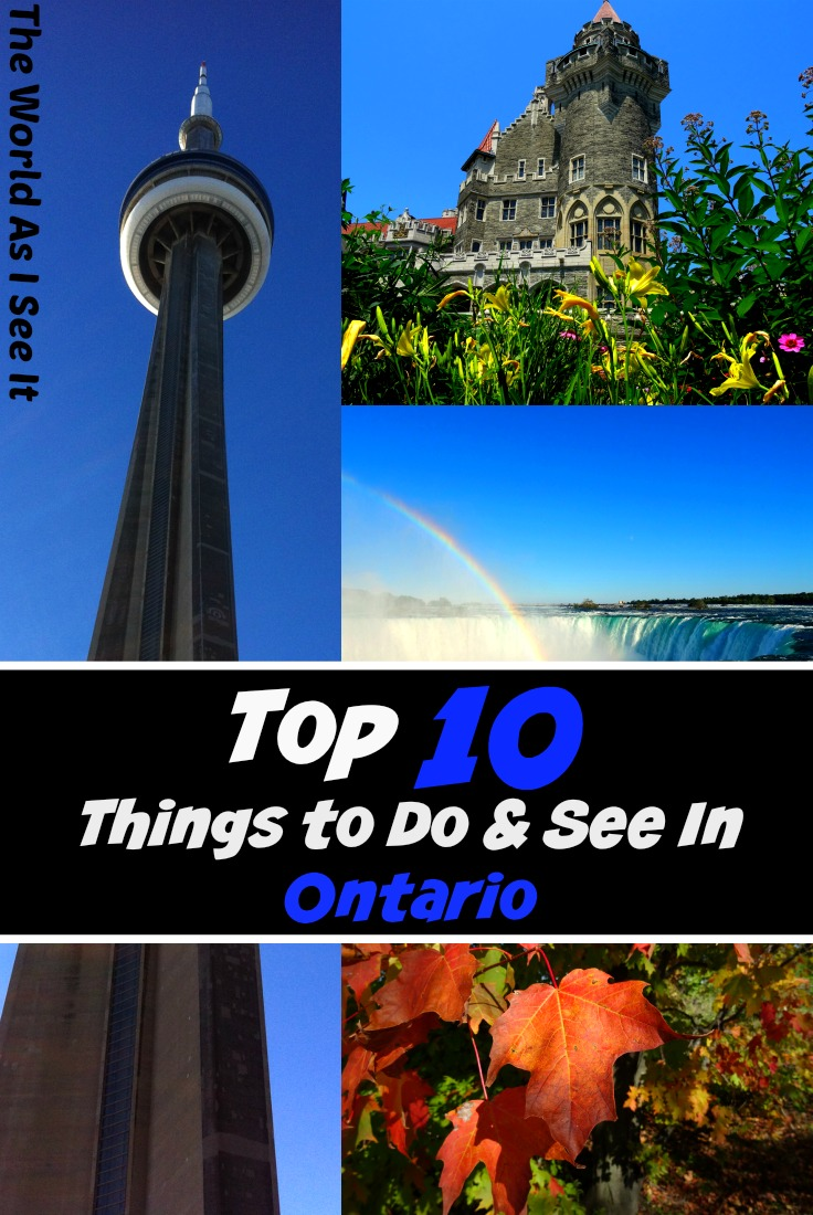 Top 10 Things to Do in Ontario