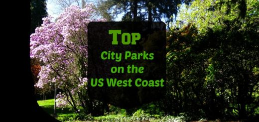 Top City Parks on the US West Coast