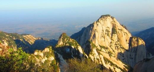Mount Huashan hike