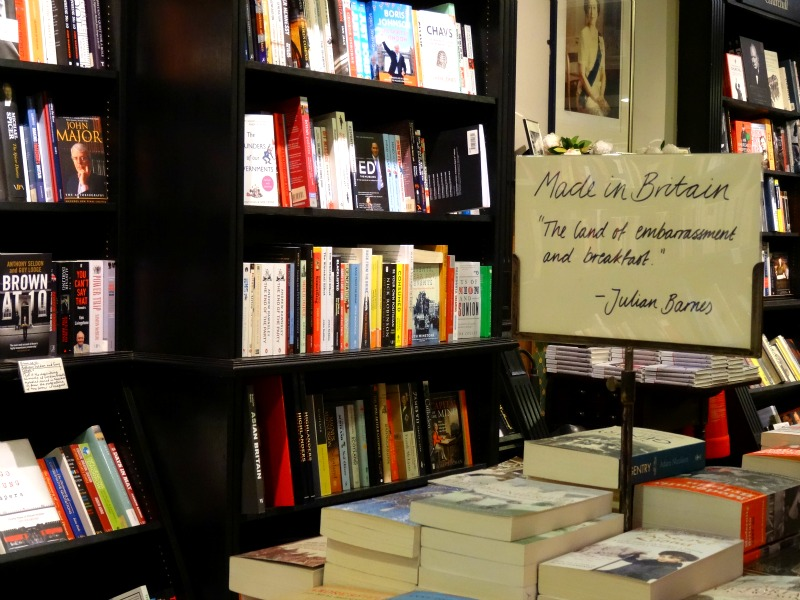 Best Bookshops in the UK