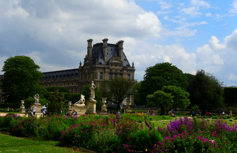 Discover the top paris parks the world as i see it for Jardin des tuileries 2016
