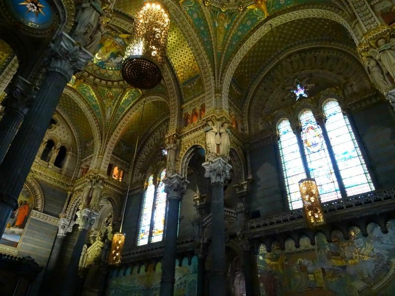 Basilica of Notre-Dame de Fourviére
