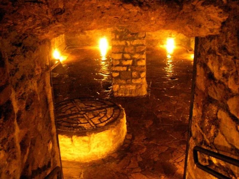 Buda Castle labyrinth